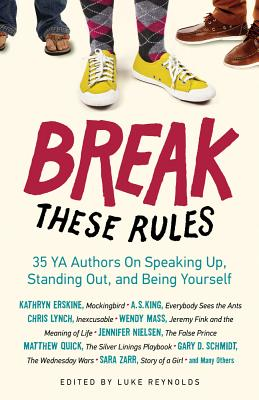Break These Rules By Reynolds, Luke (EDT)